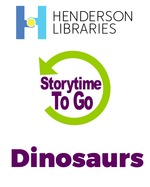Storytime To Go: Dinosaurs