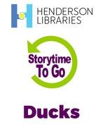 Storytime To Go: Ducks