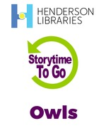 Storytime To Go: Owls