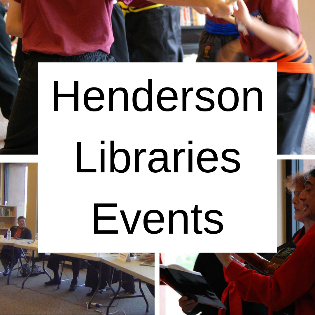 Henderson Libraries Events