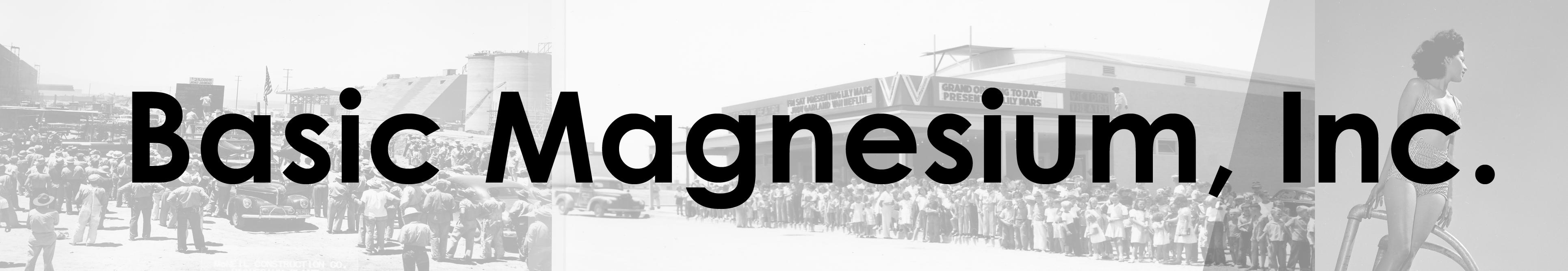 Basic Magnesium, Inc.