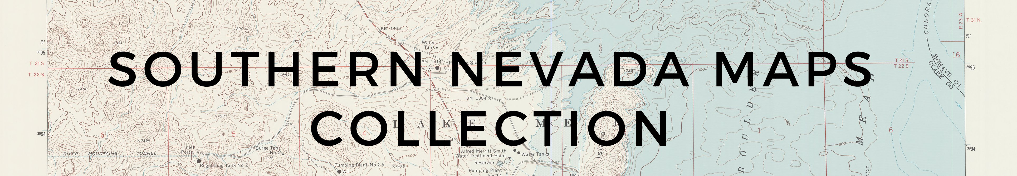 Southern Nevada Maps