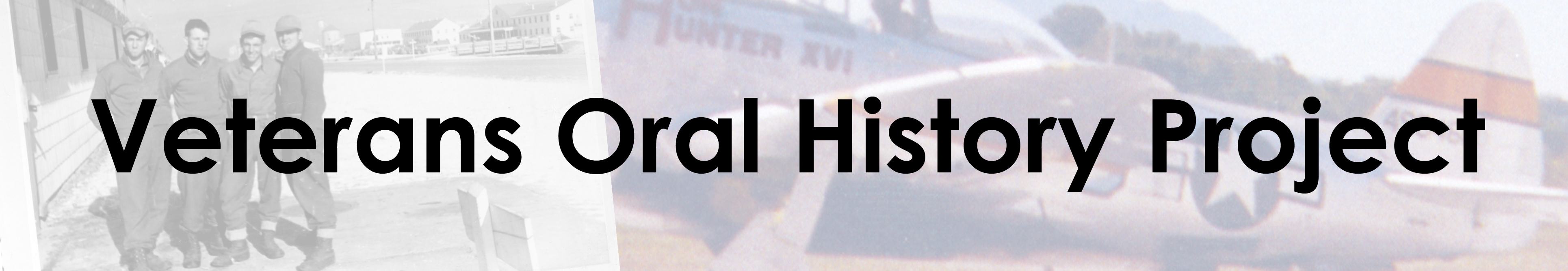 Veterans Oral History Project